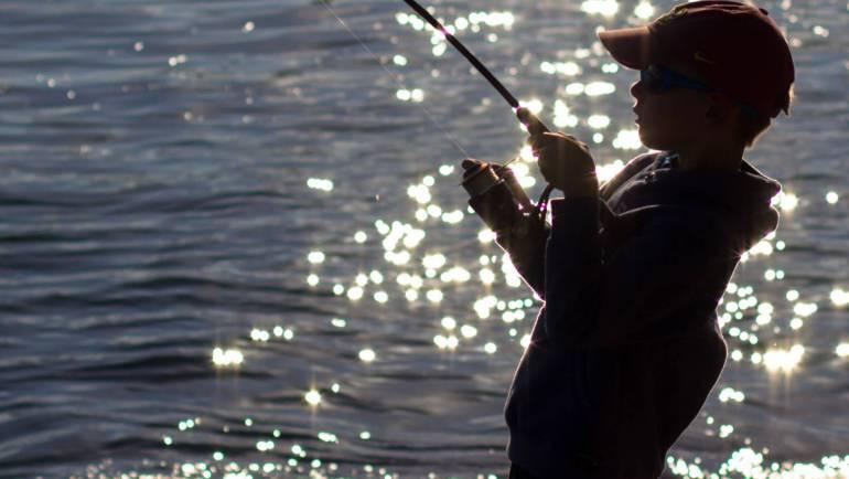 Gaan vissen met kinderen? Wat moet je weten?